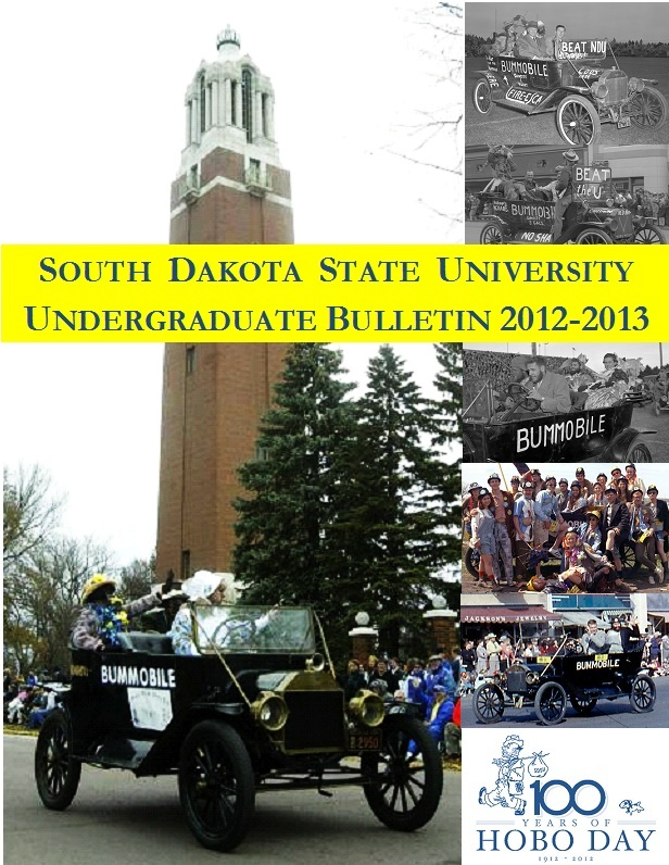 2012-2013 Undergraduate Catalog cover